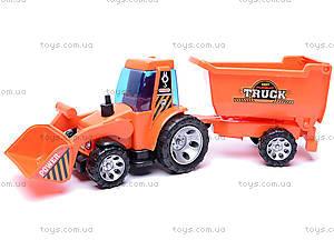 Трактор с прицепом Truck, FD602A