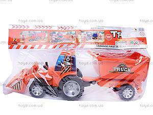 Трактор с прицепом Truck, FD602A, цена