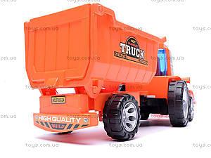 Трактор с прицепом Truck, FD602A, игрушки
