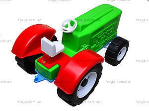 Игрушечный трактор «Шустрик-колхозник», 1063, цена