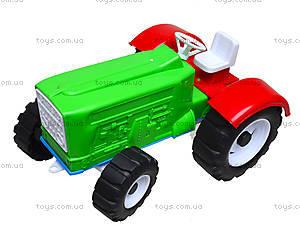 Игрушечный трактор «Шустрик-колхозник», 1063, игрушки