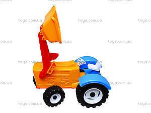 Трактор с ковшом «Шустрик-колхозник», 1064, фото