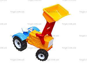 Трактор с ковшом «Шустрик-колхозник», 1064, отзывы