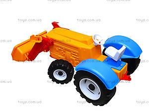 Трактор с ковшом «Шустрик-колхозник», 1064, цена