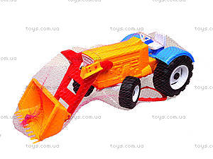 Трактор с ковшом «Шустрик-колхозник», 1064, детские игрушки