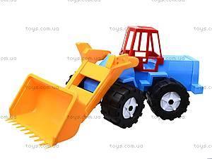 Трактор «Шустрик-скрапер» №1, 1061, отзывы
