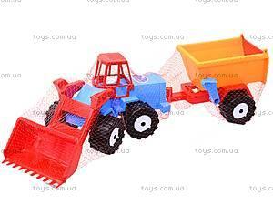 Трактор «Шустрик-скрапер», 1062, купить