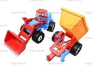 Трактор «Шустрик-скрапер», 1062, фото