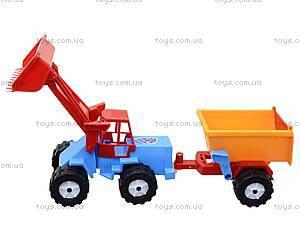 Трактор «Шустрик-скрапер», 1062, отзывы