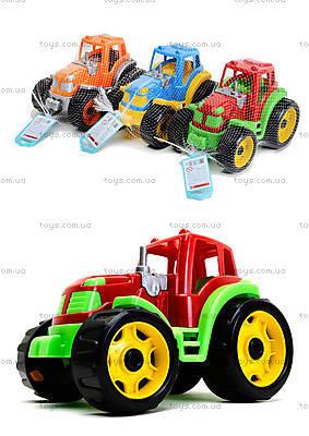 Детский трактор «Строитель», 3800, фото