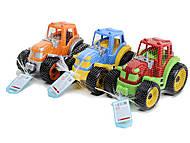 Детский трактор «Строитель», 3800, купить