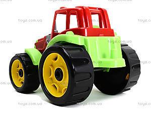 Детский трактор «Строитель», 3800, цена