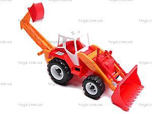 Трактор «Тигр», 020