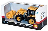 Трактор «Тяжеловес», 9998-7, фото