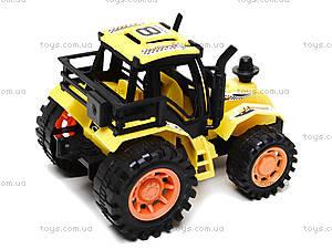Инерционная игрушка для детей «Трактор», 925-6, купить