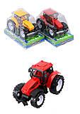 Трактор инерционный, 3 вида, 9975(1471846)