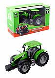 Трактор серии АВТОПРОМ, инерционный, 7681