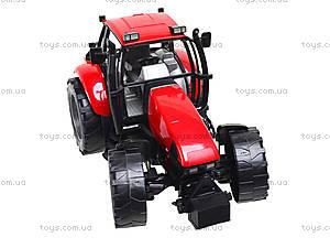 Трактор инерционный «Фермер» для детей, 4089B, купить