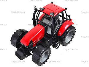 Трактор инерционный «Фермер» для детей, 4089B, цена