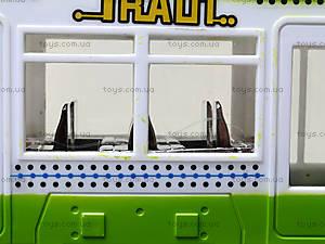 Игрушечный трамвай со световыми эффектами, 1258, купить