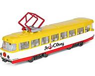 Трамвай игрушечный «Одесса», SB-17-16WB-O, отзывы