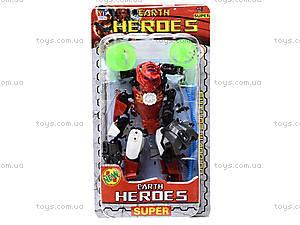 Трансфомер детский Heroes, 998-33, фото