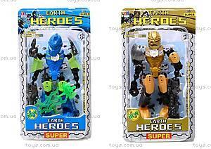 Трансфомер детский Heroes, 998-33