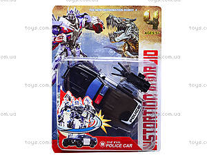 Игрушечная машина-трансформер, 113АВDEFGHI, цена