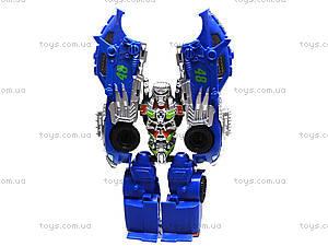 Детский трансформер-машинка, 187АВСFGHІJ, цена