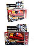 Трансформер игрушка, 2 вида, 668-2526, отзывы