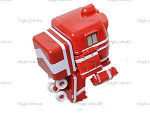 Детский трансформер «Робот-поезд», 828-12, купить