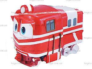 Детский трансформер «Робот-поезд», 828-12, отзывы