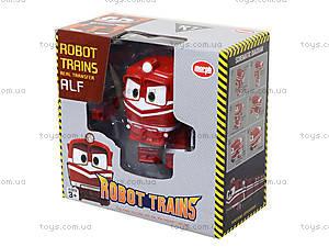 Детский трансформер «Робот-поезд», 828-12, цена