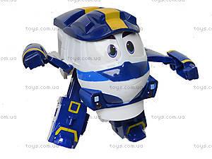Детский трансформер «Робот-поезд», 828-12, магазин игрушек