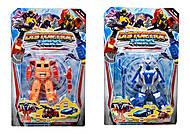 Игровой робот-трансформер Hero, 307, отзывы