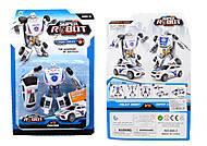 Детский трансформер, 4 вида игрушки, 668-2, отзывы