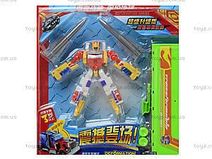 Набор игрушечных трансформеров, 4 штуки, 99-11B, отзывы