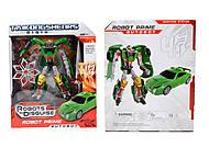 5 видов игрушки трансформера, 9826, купить