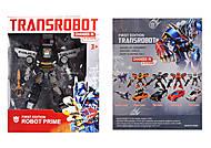 Робот-трансформер, 5 видов, 1005