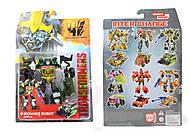 6 видов трансформерной игрушки, 6668