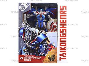 Детская игрушка для мальчика «Трансформер», 88409, фото