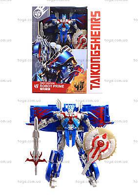 Детская игрушка для мальчика «Трансформер», 88409