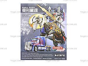 Детская игрушка для мальчика «Трансформер», 88409, цена