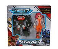 """Трансформер """"Athlon Robot"""" вид 2, Q1916, фото"""