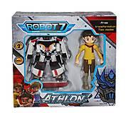 """Трансформер """"Athlon Robot"""" вид 7, Q1916"""