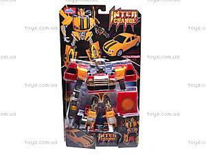 Трансформер-автобот игрушечный, 10781-7, купить