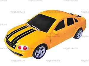 Трансформер-автобот игрушечный, 10781-7, отзывы