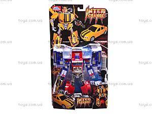 Трансформер-автобот игрушечный, 10781-7