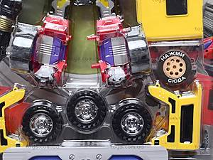 Трансформер «Автоботы» с русской озвучкой, 2498 (558949R, игрушки