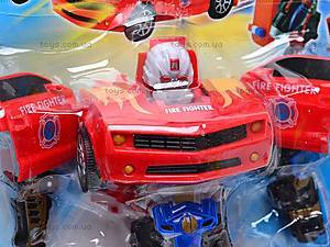 Трансформер-автомобиль для детей, 9-85, фото